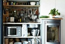 beautiful kitchens / by Megan Williamson