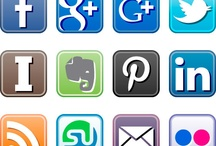 Infografías // Infographic / Datos curiosos de las Redes Sociales vistas en Infografías. / by Sergi González