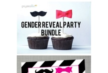 Gender Reveal Party / by Desiree Clary
