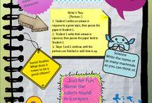 school ideas / by Teresita Romero
