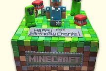 Minecraft Theme  / by Teresa Bumpus