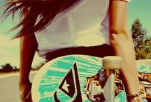 skateboard in L.o.V.e / by Potato & Melk