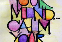 Mindfulness / by Jill Kline