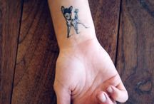 tattoos! / by Krissy Beal