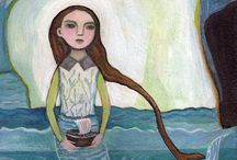 Mermaid Dreams / In which I revisit a childhood fascination with mermaids. / by Tamar Heller