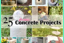 Creative Concrete Projects / by Andrea Cammarata