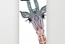 IPhone cases / by Olivia Grosvenor