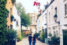 Lovely London / The prettiest places in London. More on www.aladyinlondon.com. / by A Lady in London