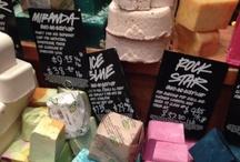 LUSHie File! / Lush fresh handmade cosmetics / by Elisha