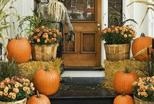Fall Ideas/ Turkey Time/Pumpkins....ETC!!! / by Crystal Robertson