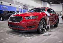 Ford Taurus / Consistently enhancing it's fuel efficiency and technological offerings, surpassing the expectation of its customers.  Exceptionally refined with even better driving dynamics!    / by Ford Canada