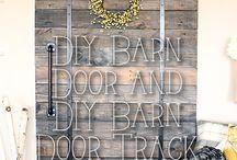 Barn Doors / by Max Rush