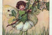 Angels, Cherubs & Fairies / by Jennifer Thompson