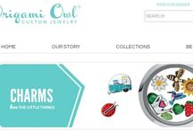 A Origami Owl kind of day / by Debbie Hughes