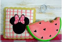 Minnie Mouse Party Inspiration  / by Jennifer Perez ~ Petit Delights