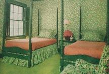 Bedrooms / by Fabrizia Caracciolo