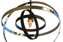 chandeliers and pendants / by Rachel Kaye