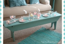 Painted Furniture / by Linda Parker