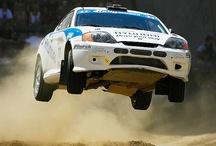 Hyundai Rally Cars / by Atlantic Hyundai