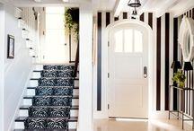 Entry Way / Halls / by Kathy Krekeler