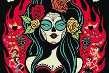 Day of the Dead / by Ula Kaniuch