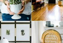 Inspirational home tours / by Sadie Garland