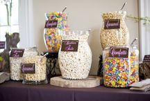 Gourmet Popcorn / by Cindy White
