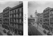 Barcelona of the Past - by the Biblioteca de Catalunya / This Pinterest board is a collaboration between the Biblioteca de Catalunya and Europeana. These selected images create a unique visual study of Barcelona during the early 20th century (1913-1926), highlighting the works of Catalan photographer Josep Salvany i Blanch and Josep Mompou, a Catalan painter and amateur photographer. The mission of the Biblioteca de Catalunya is to collect, preserve, and spread Catalonian bibliographic production and that related to the Catalonian linguistic area. / by Europeana