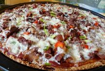 Primal/GF Pizza / by Becky Meredith