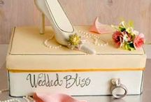 BRIDAL OR BABY SHOWER / by Leslie Janney