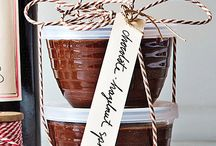Food Gift Ideas / by Allison Hollinger