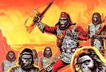 Planet Of The Apes / by Ray Wu
