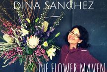 The Flower Maven / Dina Sanchez // Obsessed with Flowers! Owner of @petalandbean in Breckenridge, Colorado. Floral Designer, High Altitude Gardener and Everything Flowers / by Creative Flowers Inc | Petal and Bean