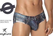 Men's underwear suggestions at Men and Underwear blog / by Ethan Morale