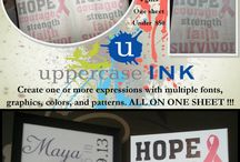 Uppercase Living / by Stacia Harper