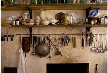 For the Kitchen and Cupboard / by Sam Pryor
