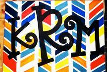 Canvas Stuff / by Brandi Rood