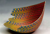 Colored clays / by Mary Finneran