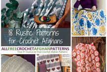 Autumn Crochet Patterns / This board is filled with crochet blanket patterns perfect for fall. Wrap yourself up with: autumn crochet patterns, fall crochet patterns, and crochet patterns for fall. / by AllFreeCrochetAfghanPatterns