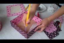 caixas / by genilsse raythman