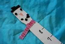 Winter Crafts / by Kimberly Mullins