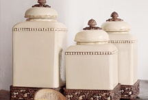 Canisters / by Joycelyn McCoy