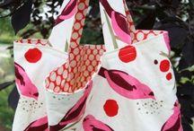 Bags/totes/bins / by Gail Herrington