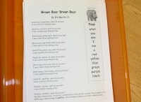 Kindergarten Unit Brown Bear, Brown Bear / kindergarten brown bear / by Angie Bonthuis
