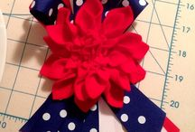 Homecoming corsages / by Barbara Choate