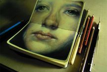 Art/Illustration / by Anne-Marie Held