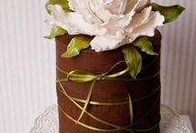 Wedding Cake Brown / by Satin Ice