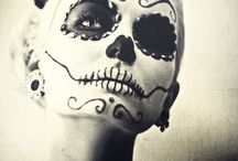 Day Of The Dead~Sugar Skull / by Lisa Loy Welter