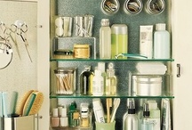 organize your BATH / by Angela