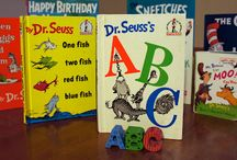 Dr. Seuss Theme / by Paola Paes